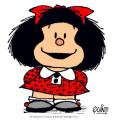 Fãs de Mafalda, personagem dos quadrinhos argentinos, comemoram seus 50 anos