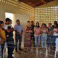 """Projeto """"Caminhos do Cuidado"""" tem início em Santana do Ipanema"""