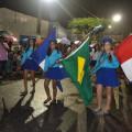 Desfile do dia 7 de Setembro em Santana do Ipanema
