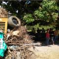 Camponeses apreendem máquinas do DER para denunciar descaso com a construção de estrada