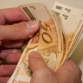 Estado realiza pagamento da primeira faixa salarial nesta quinta (30)