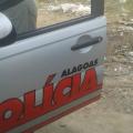 Homem é preso após agredir esposa com pedra em Santana do Ipanema
