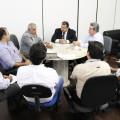 Secretários da Fazenda e da Agricultura discutem desenvolvimento do Estado