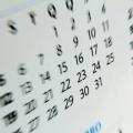 Governo do Estado divulga calendário de feriados previstos para 2019