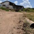 Matadouro será investigado por suspeita de lançamento de efluentes em riacho