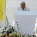 Papa inicia visita de nove dias a três países latino-americanos