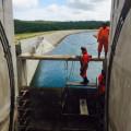 Estado anuncia conclusão de trecho do Canal do Sertão até setembro