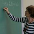 Relator reduz idade mínima na transição de professoras da rede pública