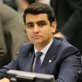 Pre-candidato a presidência da Câmara, JHC visita Jair Bolsonaro