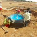 Curso de construção e manutenção de biodigestor é realizado em Piranhas