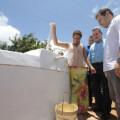Estado anuncia distribuição de cisternas em escolas do Agreste e Sertão