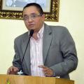 Mário Siqueira é reeleito presidente da Câmara de Santana do Ipanema