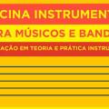 Oficina instrumental para músicos e bandas será realizada em Delmiro Gouveia