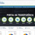 MPC-AL sugere que prefeito de Santana sane falhas no Portal da Transparência
