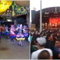 Santana e Delmiro: mesmo tarde, prefeituras divulgam programação de São João