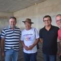 Hotel Privillege: empresários recebem visitantes e homenageiam santanense