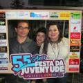 Multigraff na 55ª Festa da Juventude – domingo (16)