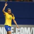 Melhor do Mundo pela FIFA, Marta é indicada ao prêmio Bola de Ouro