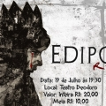 'Édipo Rei' é a atração desta quarta (19) no Teatro Deodoro; confira