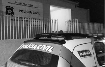 Dupla é presa após furtar bar em povoado de Poço das Trincheiras