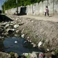 No Brasil, 45% da população ainda não têm acesso a serviço adequado de esgoto
