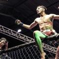 Lutador sertanejo de MMA é campeão em evento realizado no RJ