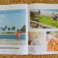Turismo de luxo em Alagoas é destaque em revista de bordo