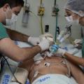 UTI do HGE passa a contar com especialistas na área de saúde bucal