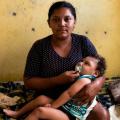 Site nacional mostra rotina de mãe santanense e filho vítima de microcefalia
