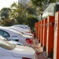 Estações de carregamento para veículos crescem 51% na China
