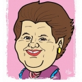 Exposição mostra caricaturas de personalidades alagoanas