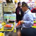 Produtos comercializados durante o Carnaval são fiscalizados pelo Inmeq