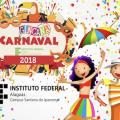 Festival Carnavalesco agita programação do Ifal – Campus Santana
