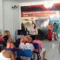 Lions e ONG de Santana levam ação para moradoras de comunidade carente