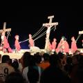 Cidade de Maria apresenta espetáculo da Paixão de Cristo nesta segunda