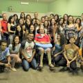 Médico Alagoano portador de ELA palestra para universitários