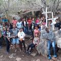 Estudantes de Pão de Açúcar visitam Rota do cangaço e Grota do Angico
