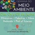 Uneal promove Semana do Meio Ambiente em Santana do Ipanema