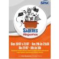 Festival Saberes Alagoanos reúne artesanato e outros artigos em Maceió