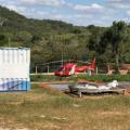 Samu e Falcão 05 são acionados para socorrer recém-nascido no Sertão