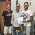 Taperenses representam Alagoas em Circuito Brasileiro de Vôlei de Praia