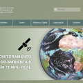 Ufal lança plataforma de monitoramento ambiental por satélite