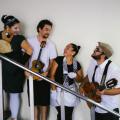 Sesc das Artes com Bambolear e a Vitrola Mágica