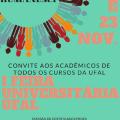 Feira Universitária é realizada pela primeira vez na Ufal