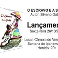 Escritor e cordelista lança livro nesta sexta-feira em Santana do Ipanema