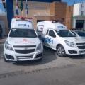 Prefeitura de Canapi entrega mais duas ambulâncias na zona rural