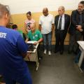 Justiça inicia cadastro biométrico do Presídio do Agreste
