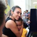 Seis vezes melhor do mundo, alagoana Marta é homenageada na CBF