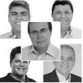 Cinco deputados mais votados em Santana mostram força de políticos locais