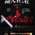 """CIA apresenta Musical """"Sobre ELE"""" neste sábado (10) em Santana do Ipanema"""